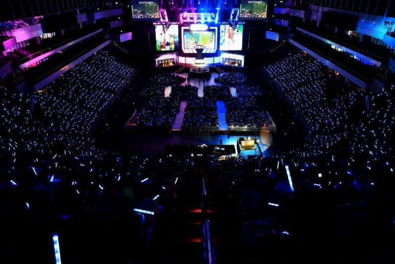 2013 GPL S3 台灣冠軍戰 台北小巨蛋 2 1