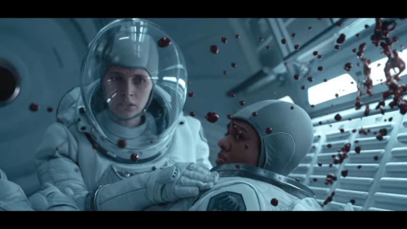 永夜漂流影評,略顯無聊跟沉悶的太空電影