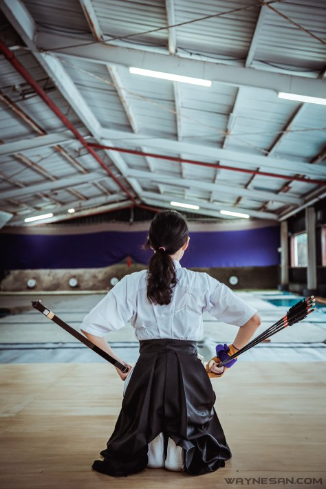 About Kyudo, The Little Prince and the fox told us about the importance of Kyudo Ritual