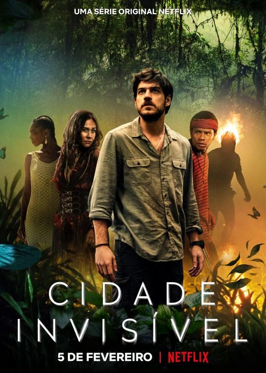 民間傳說成真《隱形城市》將在2月5日於 NETFLIX 首播,帶你進入巴西民間故事