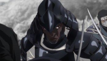 非裔武士第一人《武士彌助》動畫將於 4 月 29 日在 Netflix 上架