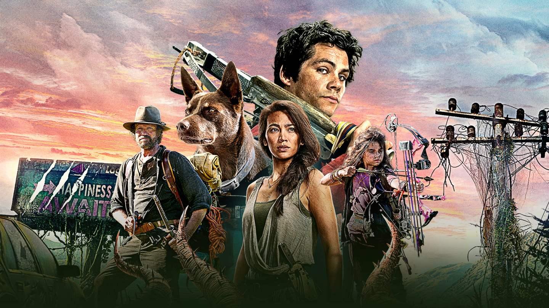 電影《愛與怪物》介紹,獲奧斯卡最佳視覺效果獎提名,4月14日於NETFLIX上架