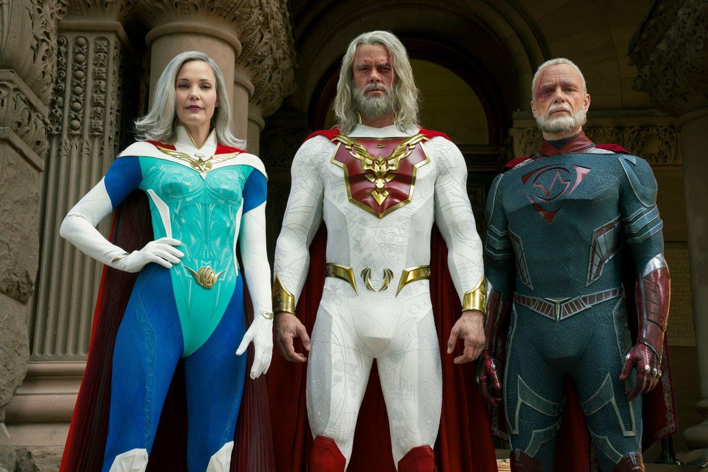 美國超級英雄《朱比特傳奇》介紹與正式預告,5 月 7 日在NETFLIX上架