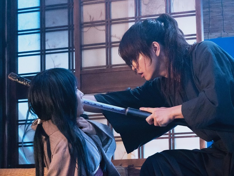 《神劍闖江湖最終章 THE BEGINNING》公佈最新海報、劇照與主題曲