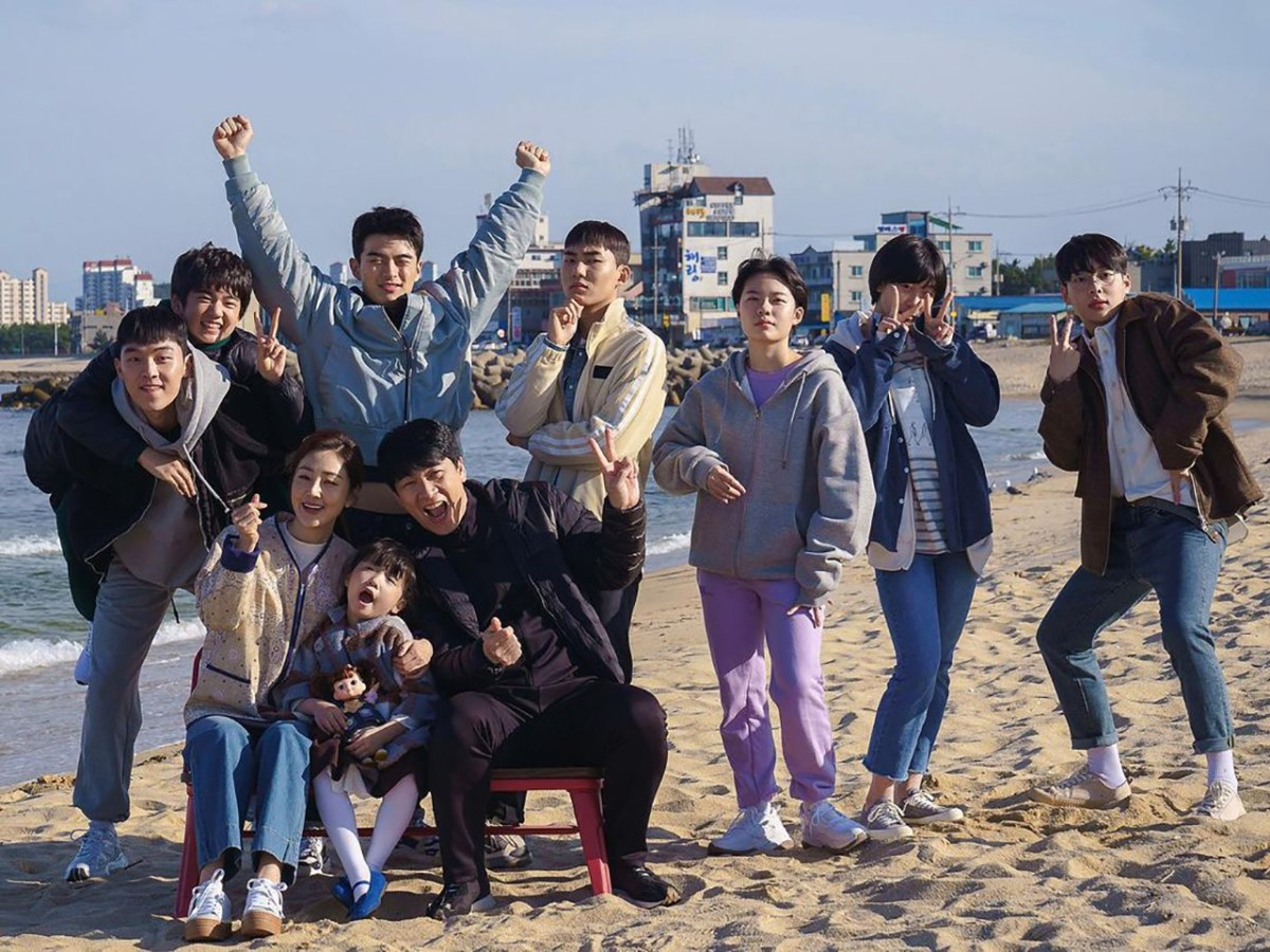 NETFLIX 韓劇《羽毛球少年團/RACKET少年團》EP3 劇情與心得,輸了也沒關係