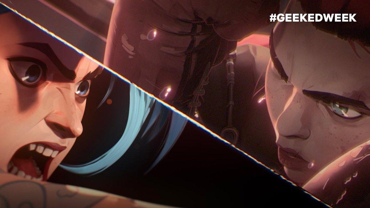 NETFLIX 公佈英雄聯盟《奧術》、《獵魔士》第2季等最新預告,「非常癮迷週」第5天回顧