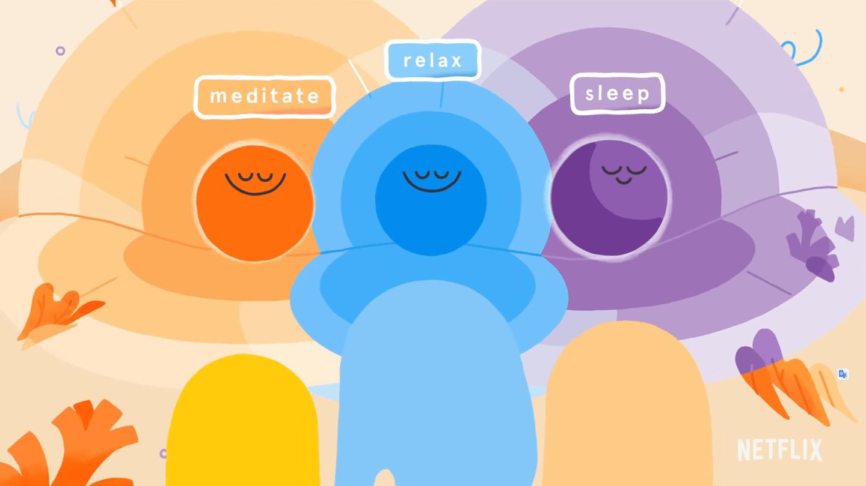 冥想、放鬆、睡眠,HEADSPACE《放鬆心靈指南》、《冥想正念指南》與《安眠指南》三部曲完整介紹