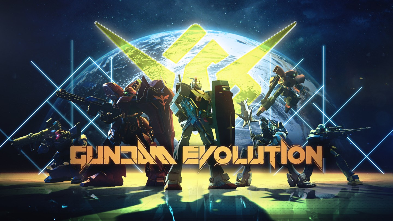 鋼彈射擊遊戲《GUNDAM EVOLUTION/鋼彈進化》公開,將在 2022 年上市