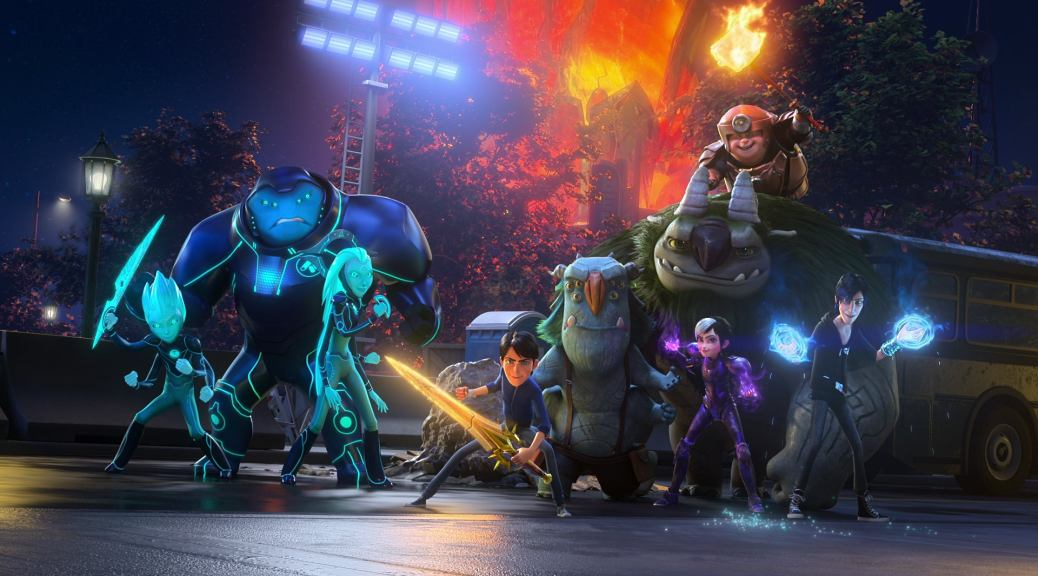 《巨怪獵人:泰坦的覺醒》評價與心得,肩負重擔本來就是英雄的責任