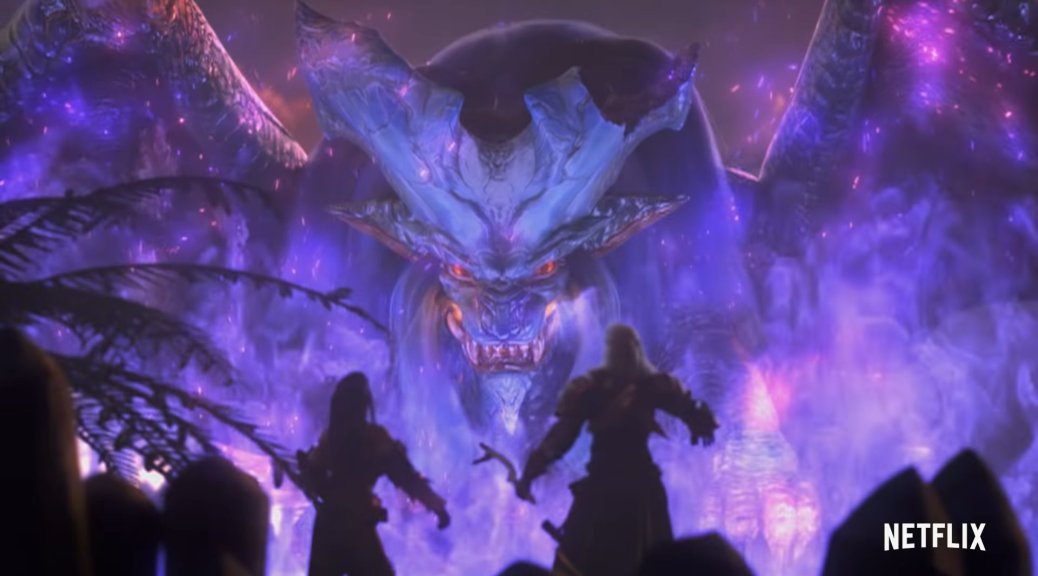 NETFLIX 動畫《魔物獵人:公會傳奇》評價與心得,你們根本不知道自己將面對什麼