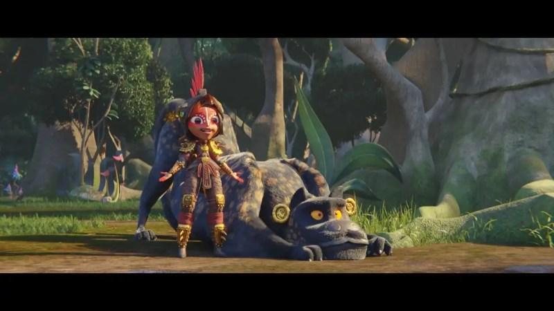 Maya and the Three 3