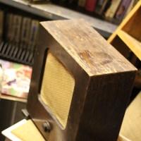 Upcycled Vintage External Speaker