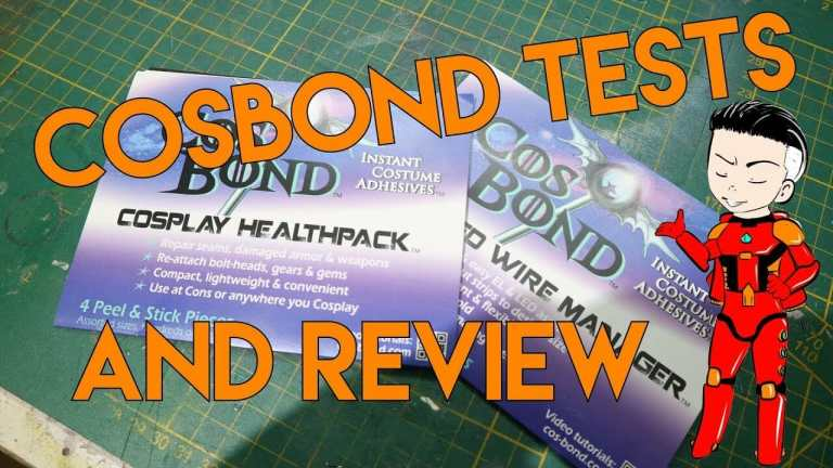 YouTube Cosbond Tests And Review