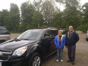 William and Roxann 2015 Chevrolet Equinox
