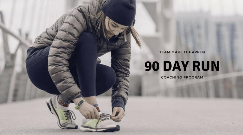 90 Day Run Coaching Program