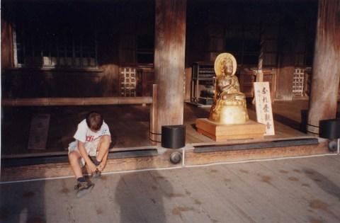 Buddist temple