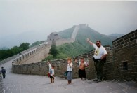 This way to the Great Wall