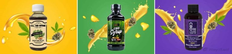 the best cbd syrup what choices are