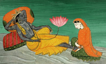 Featured guest post on Jung and Hindu Philosophy at AllConsidering.com