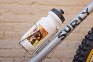 Surly Long Haul Trucker Downtube Detiail