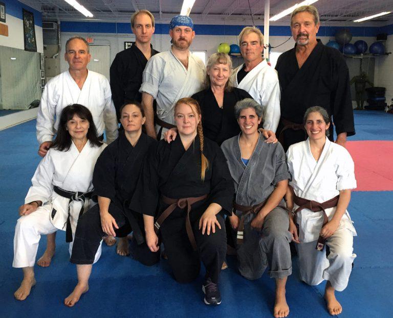 Way of the Crane Martial Arts Instructors