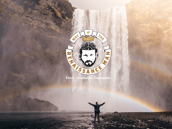 Glorious rainbows waterfalls and the way of the renaissance man jim woods