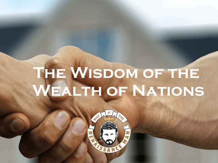 Wealth of Nations Title Way of the Renaissance Man Starring Jim Woods