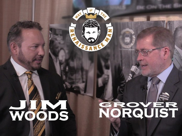 Keeping America Safe Featuring Grover Norquist Way of the Renaissance Man Starring Jim Woods