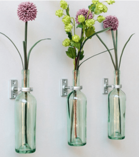 Wayome Upcycling bouteilles vases