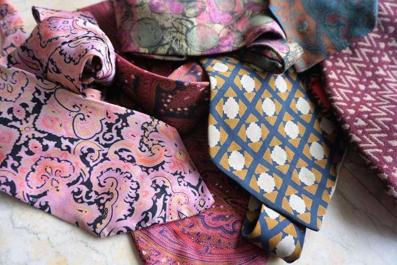 chouchous par dizaine cravates