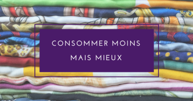 Wayome Upcycling consommer moins mais mieux