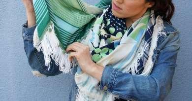 Wayome upcycling Tout de bleu vêtue image une