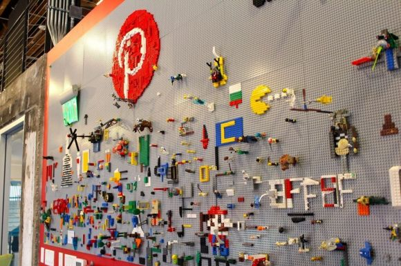 Pinterest  The Lego Wall
