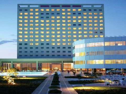 The Marmara Antalya Hotel