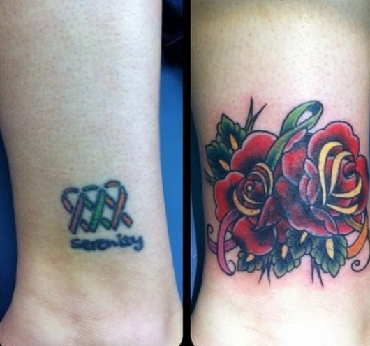 Coverup tattoo 12