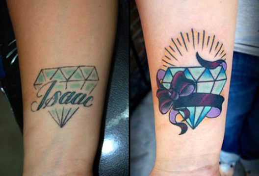 Coverup tattoo 14