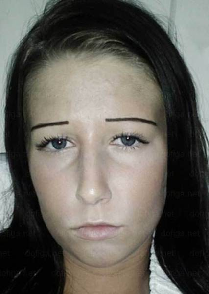 Eyebrows 20