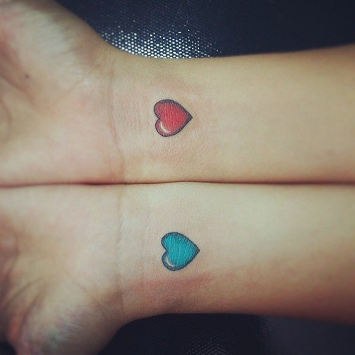 Heart Tattoos 1