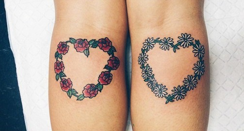 Heart Tattoos 3