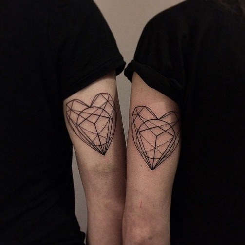 Heart Tattoos 7