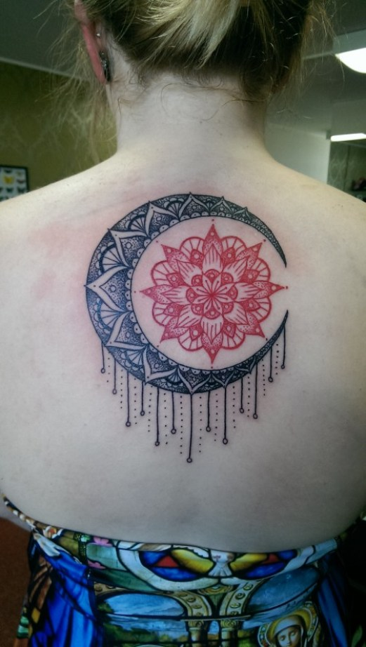 Mandala Tattoo2