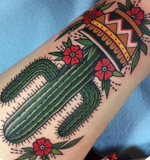 Traditional tattoos12