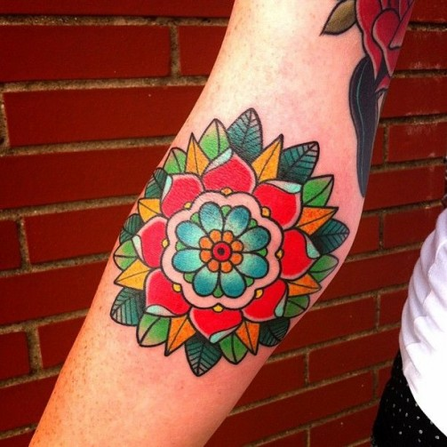 Traditional tattoos14