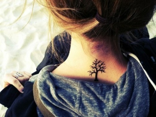 Tree tattoo 21