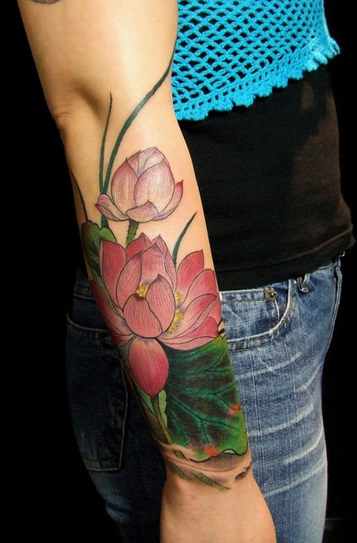 hand-lotus-tattoo 17