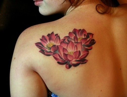 lotus tattoo 9