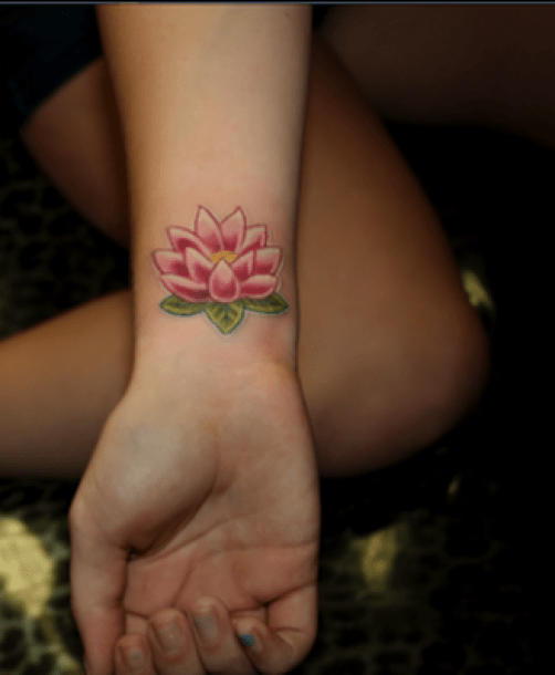 lotus tattoo5