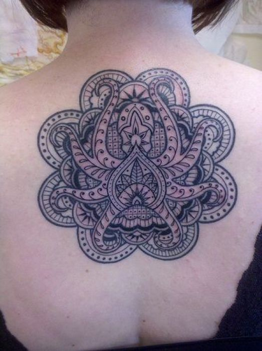 mandala tattoo 15