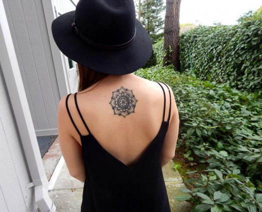 mandala tattoo 6