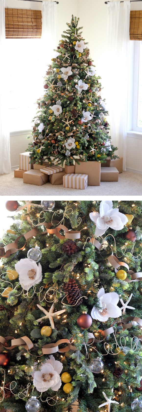 floral-christmas-tree 7